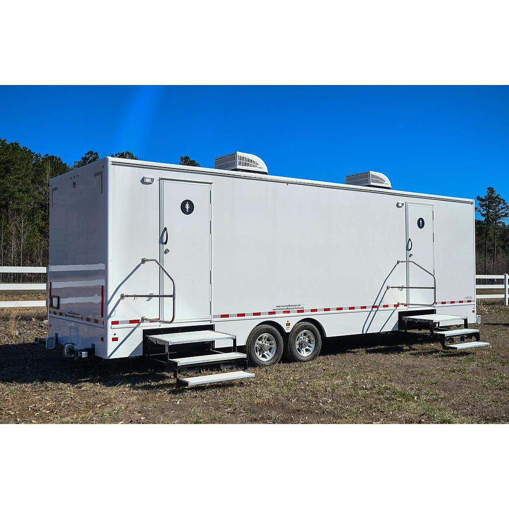 SWR 8-Stall Shower Trailer